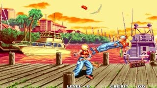 【TAS】Arcade: Fatal Fury 3 Road to the Final Victory - Blue Mary