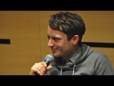 Film Society Talks | Elijah Wood + Eugenio Mira