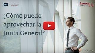 Cómo aprovechar la Junta General de tu empresa | Asesor Informa 3.0 Junio