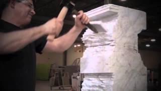 красивое видео о работе скульптора