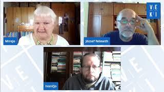 2020 VEKI: Podia diskuto pri Internacia Pedagogia Revuo