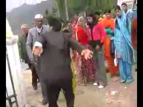 funny dance by dulha