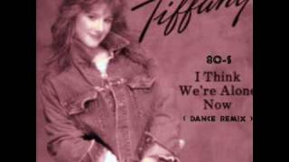 Tiffany - 80s - I think were alone now (dance remix).