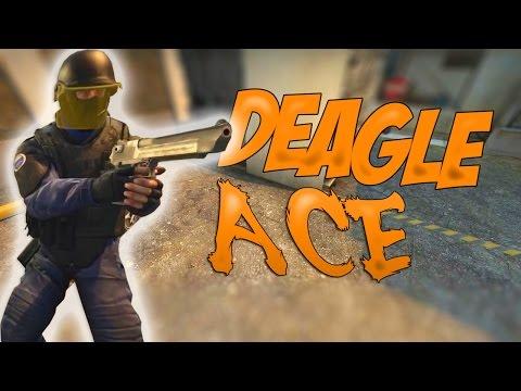 CS GO Awesome Deagle ACE c5 vs. mousesports 'Foolz'