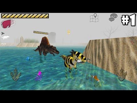 Raptor RPG - Online (update) By StephenAllen - Android / IOS - Gameplay Part 1