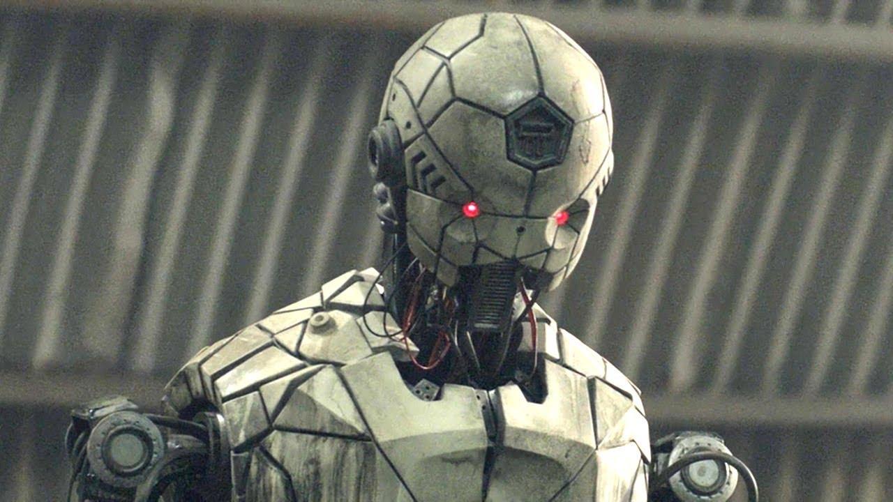 机器人觉醒-仅用7天便超越人类-创造出全机械生命体-速看科幻电影-机器纪元
