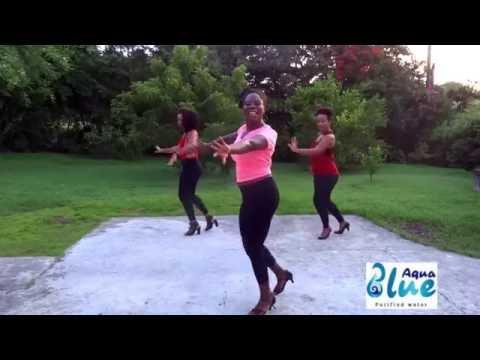 SALSA DANCE ROUTINE!- Cristina Hinds