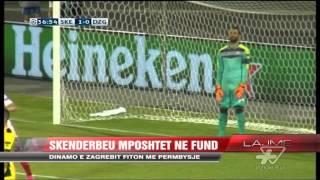 Skënderbeu mundet 2 me 1 nga Dinamo e Zagrebit - News, Lajme - Vizion Plus