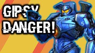 Pacific Rim Breach Wars - Gipsy Danger Requests!