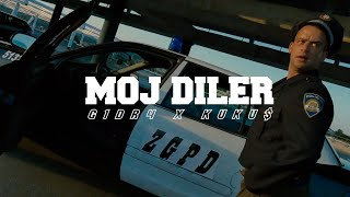 GIDRA x KUKU$ - MOJ DILER (OFFICIAL VIDEO)