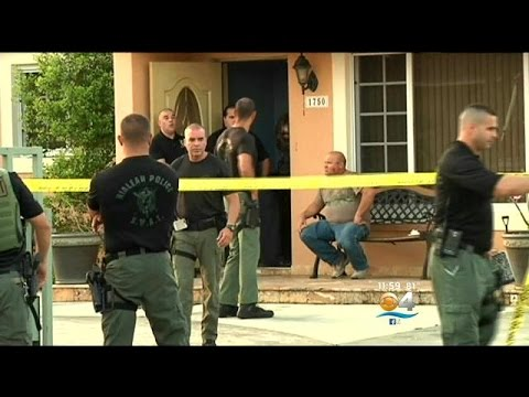 Cops Respond To Home Invasion, Find Pot Inside