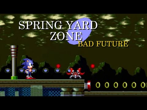 If Spring Yard Zone had a Bad Future