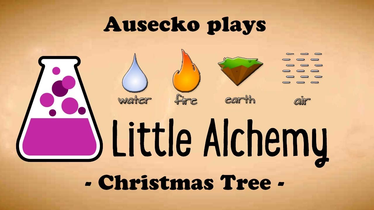 little alchemy christmas tree