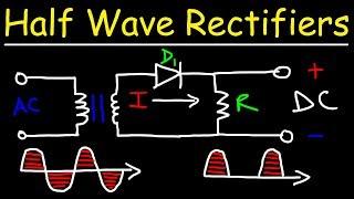 Half Wave Rectifiers