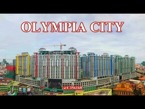Phnom Penh Tour at OLYMPIA CITY – Cambodia Tours – Angkor  Wat  Sunset - Sihanouk Ville Tours