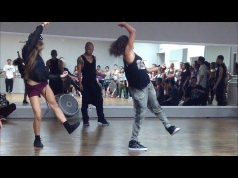 Taylor Knight & Stevie Dore   French Montana - Freaks   Gil Duldulao Choreography