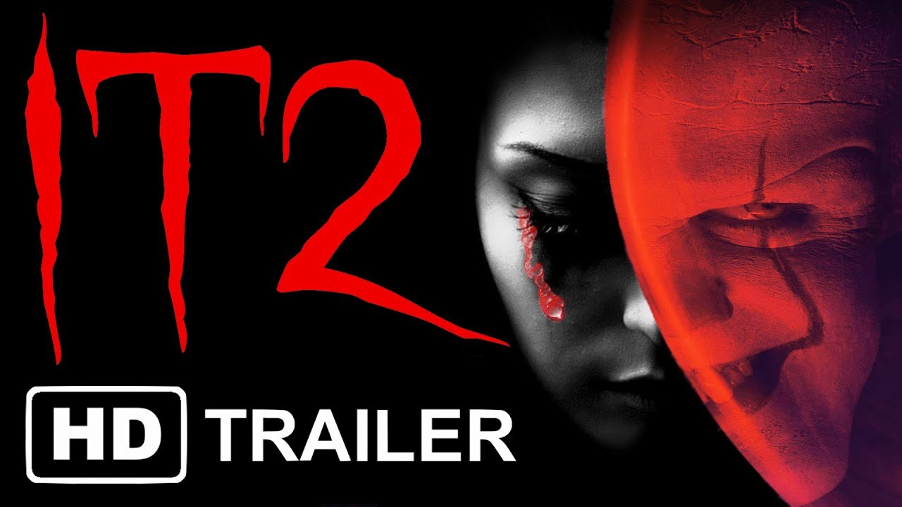 It 2 Chapter Two Trailer New It 2019 It Is Not Over