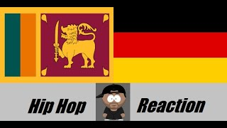 German Reacts to Sri Lankan Rap/Hip Hop | Teddy Neptune