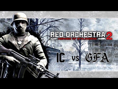 Team GFA - Ro2 Territory vs +IC+