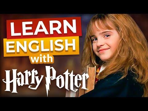 Learn English With Harry Potter - Wingardium Leviosa