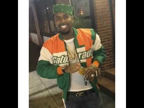 Rapper Safaree Samuels from Love & Hip Hop New York
