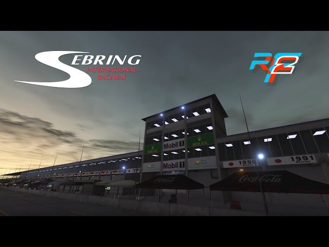 rFactor 2 – Roadmap Update December 2018 | SimRacing Blog