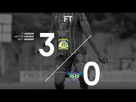 Full Time 3-0 PERSIBA VS PERSEGRES