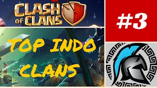 Clash of Clans - Top Indo Clans (FA Reloaded) #3