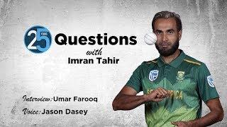 Which leggie would Imran Tahir pick in his T20 XI?