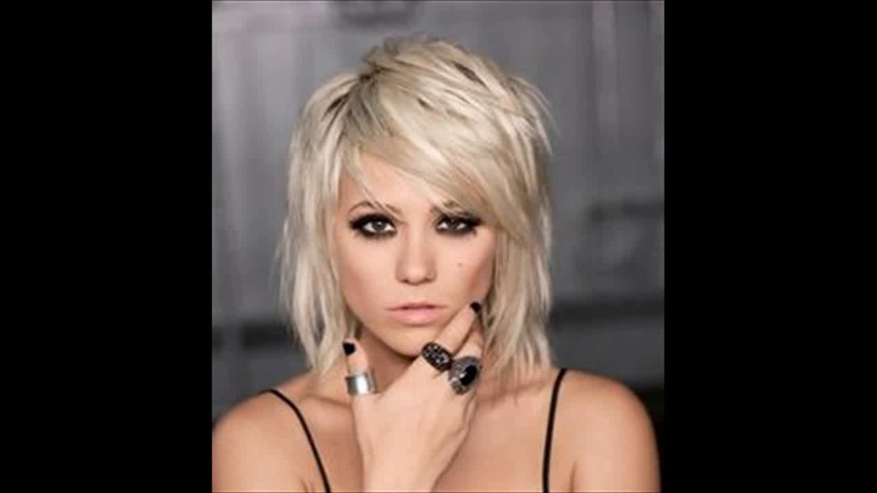 great short shaggy hairstyles