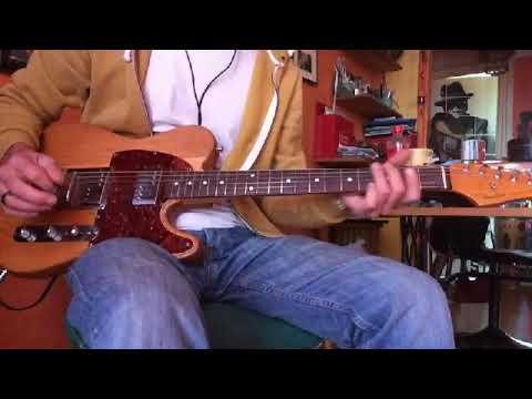 Jocelyn Brown - Somebody Else´s Guy guitar loop Cover