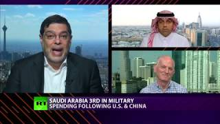 CrossTalk on Trump & Iran: 'Locked and loaded'