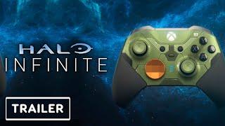 Halo Infinite - Xbox Elite Wireless Series 2 Controller Reveal Trailer | gamescom 2021