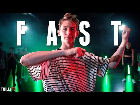 Sueco the Child - Fast - Choreography by Josh Killacky