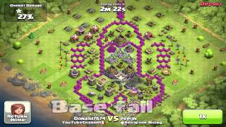 Clash of clans - Fail tage 2