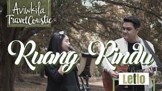 Download lagu LETTO - RUANG RINDU  (#TRAVELCOUSTIC at Kebun Raya Purwodadi Pasuruan by AVIWKILA)