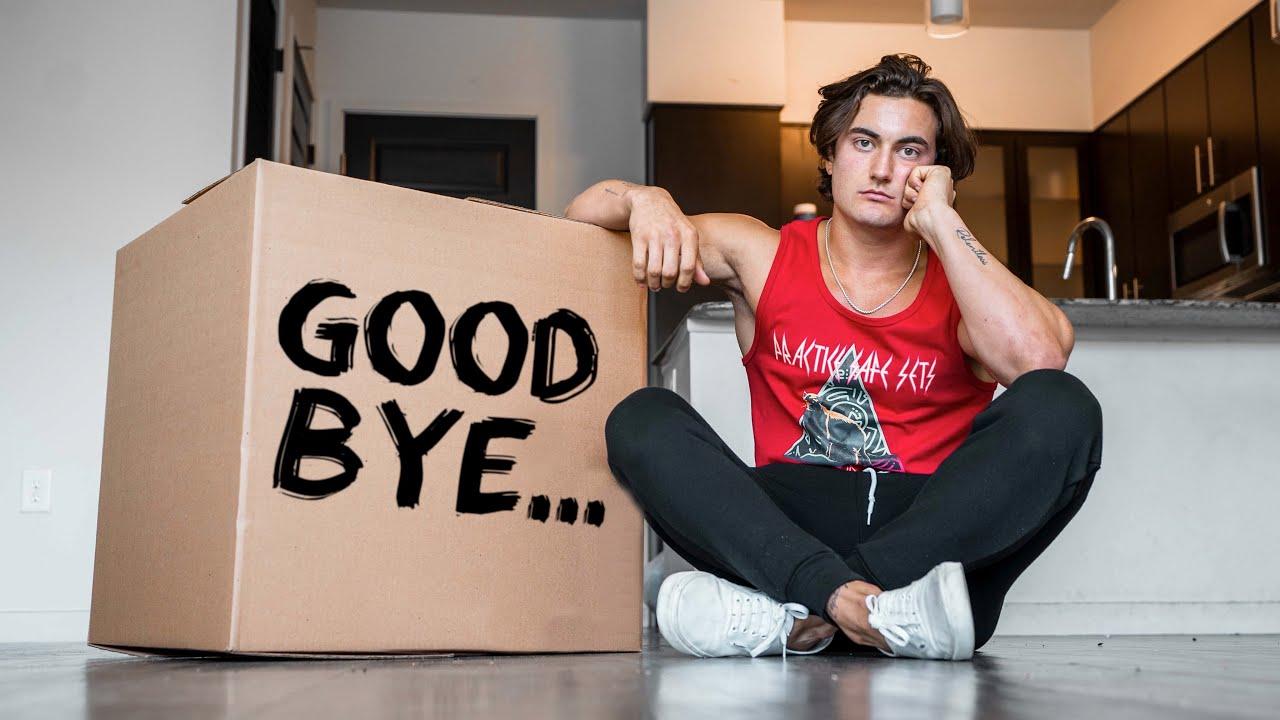 Goodbye, LA…