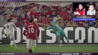 КЕФИР ПРОТИВ АКУЛА|WAGER MATCH|FIFA 17