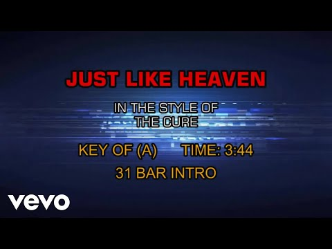the-cure---just-like-heaven-(karaoke)