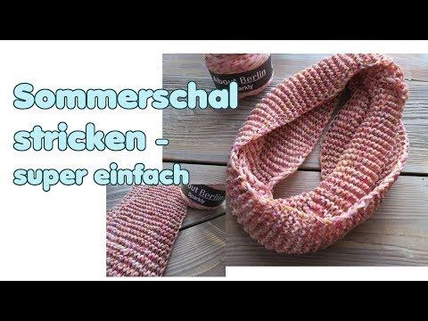 einfachen-sommerschal-/-loop-stricken,-anfängerprojekt,-kraus-rechts-mit-sparkly-about-berlin