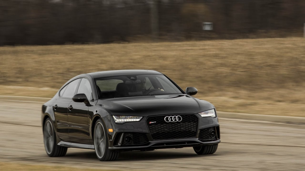 Audi Rs7 Performance 2018 Car Review