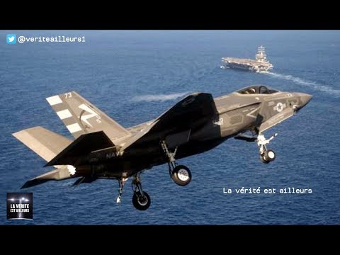 """★ """"L'US Navy a filmé un OVNI défiant les lois de la physique"""" déclare un initié de la Zone 51"""