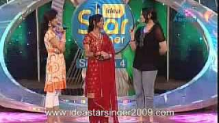 idea star singer season 4 july 3rd nayana nair bhaavam round judges comments