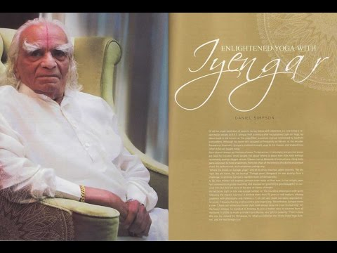 Yogacharya BKS Iyengar Passed away at Pune