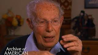 Inventor Robert Adler on developing the gated beam tube - TelevisionAcademy.com/Interviews
