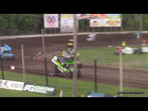 Dobmeier and Kennedy making moves - Casino Speedway - 6/24/18