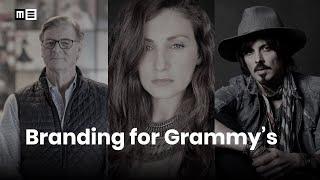 Branding for the Grammy's