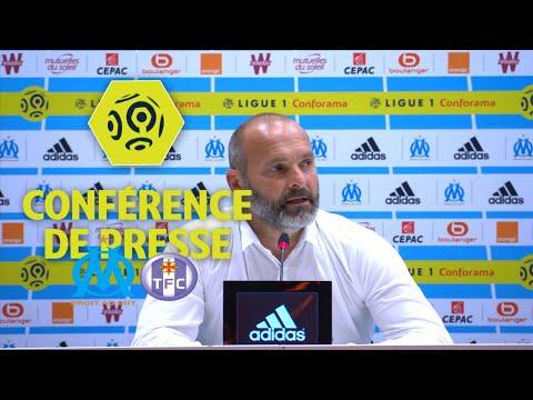 Conférence de presse Olympique de Marseille - Toulouse FC (2-0) - Ligue 1 Conforama / 2017-18