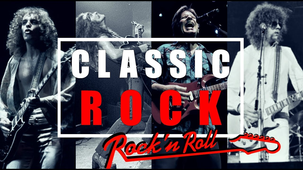 Classic Rock & Rock N Roll Greatest Hits || Rock Clasicos Universal