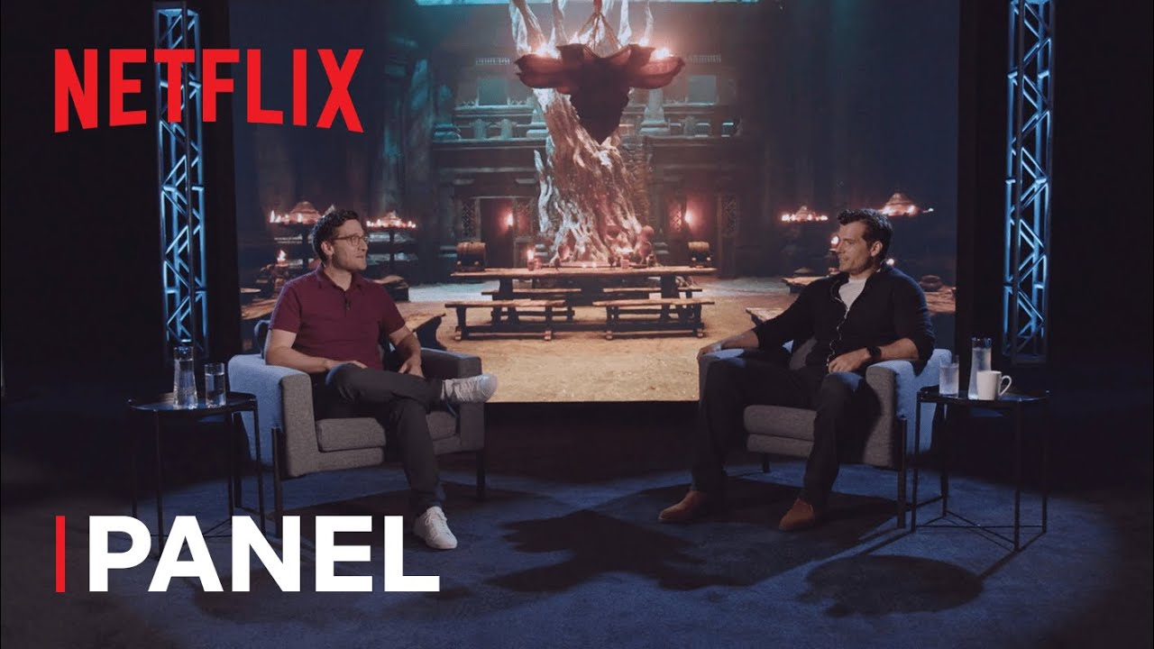 Download The Witcher: WitcherCon | Tales from the White Wolf with Henry Cavill Panel | Netflix